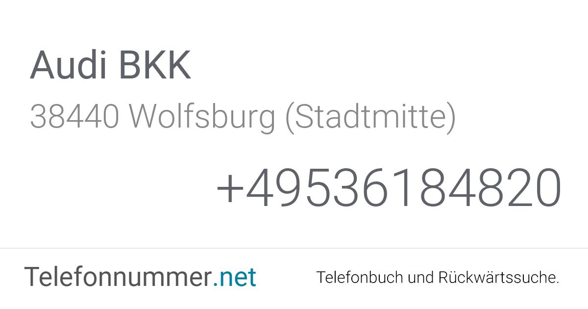 Audi Bkk Ingolstadt Adresse