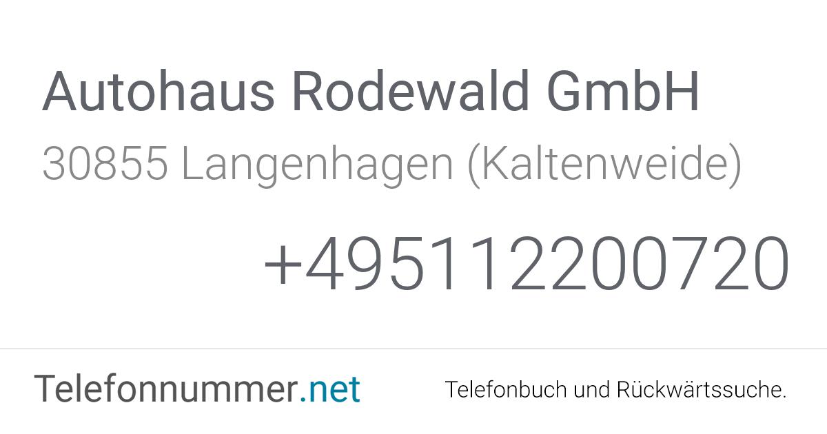 Rodewald Langenhagen