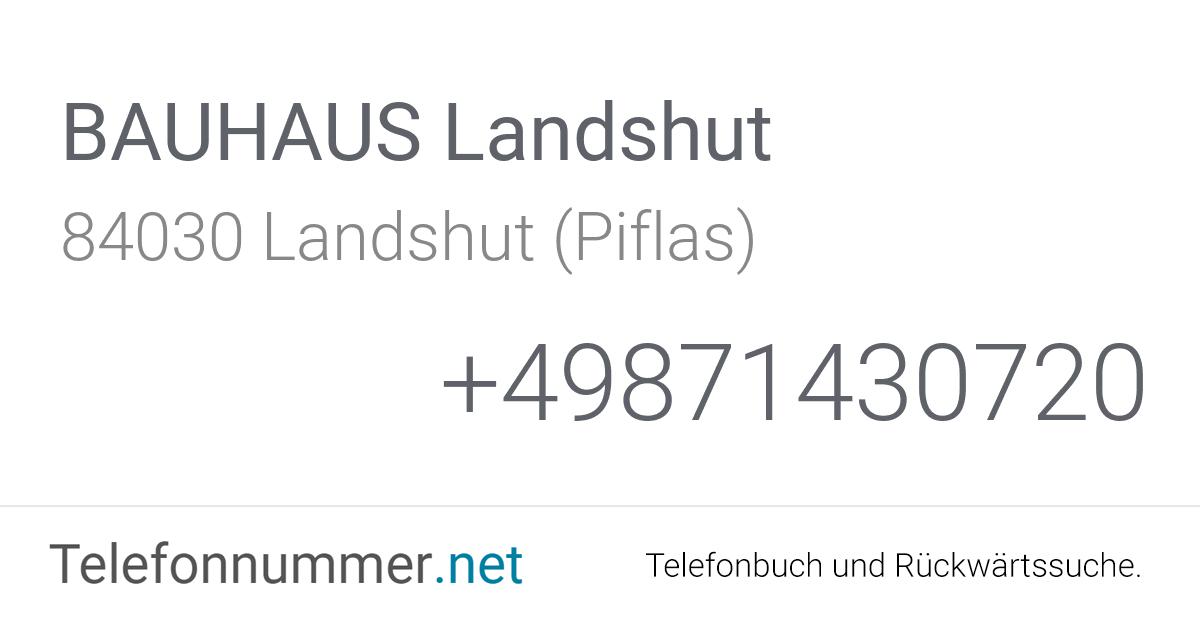 Bauhaus Landshut