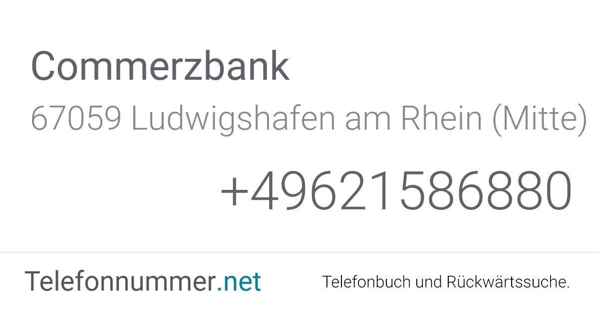 Commerzbank Ludwigshafen Am Rhein