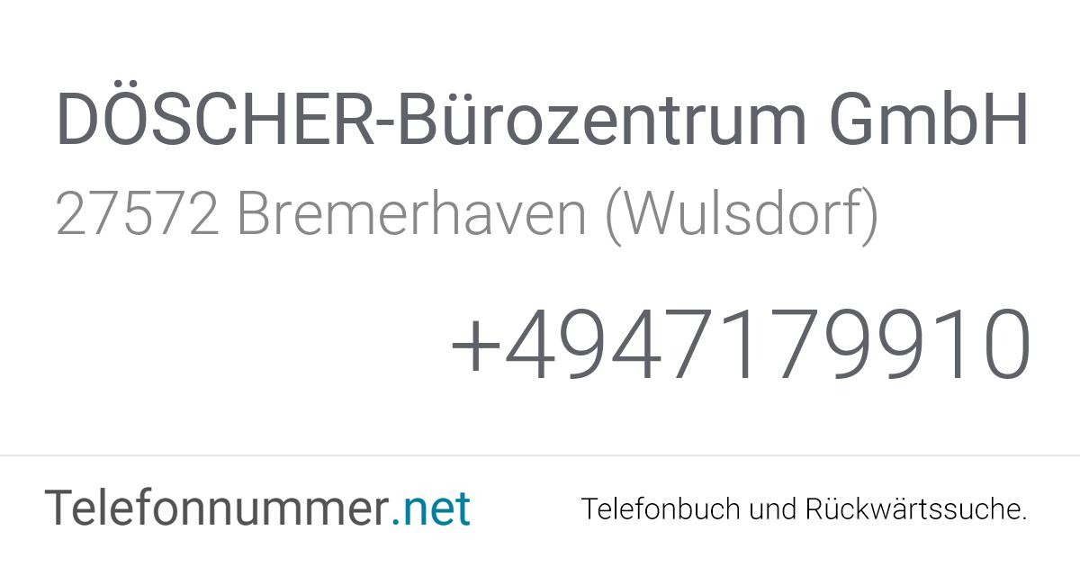 Döscher Bremerhaven