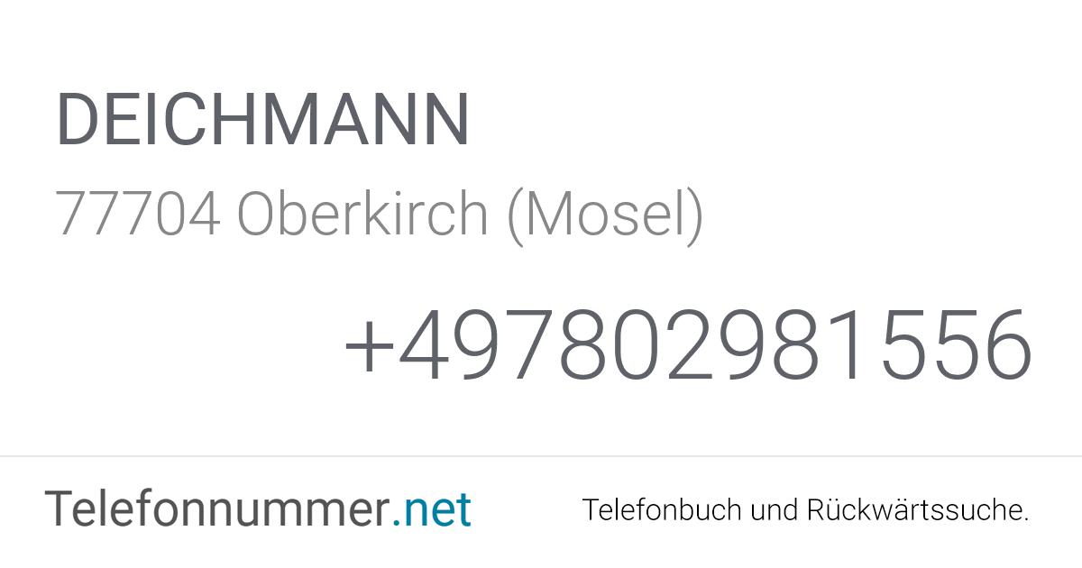 Deichmann Achern