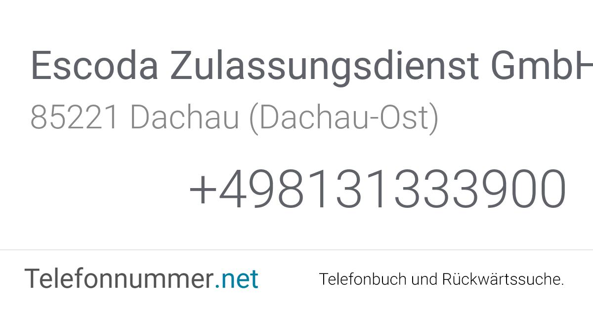 Zulassungsdienst Dachau