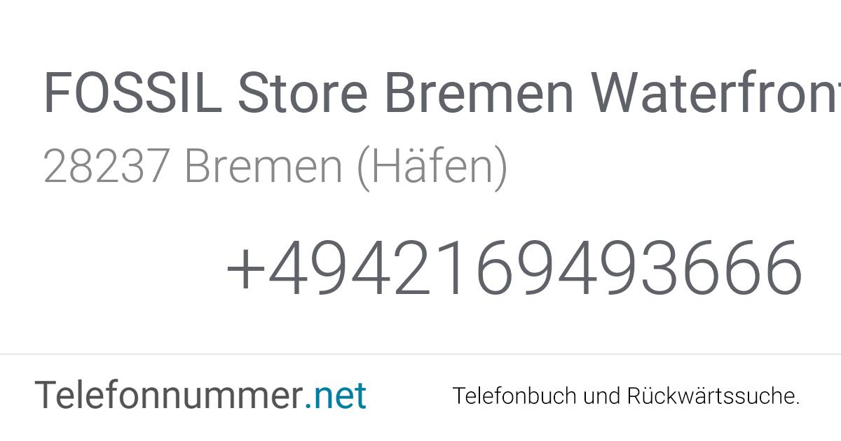 Waterfront Bremen Adresse