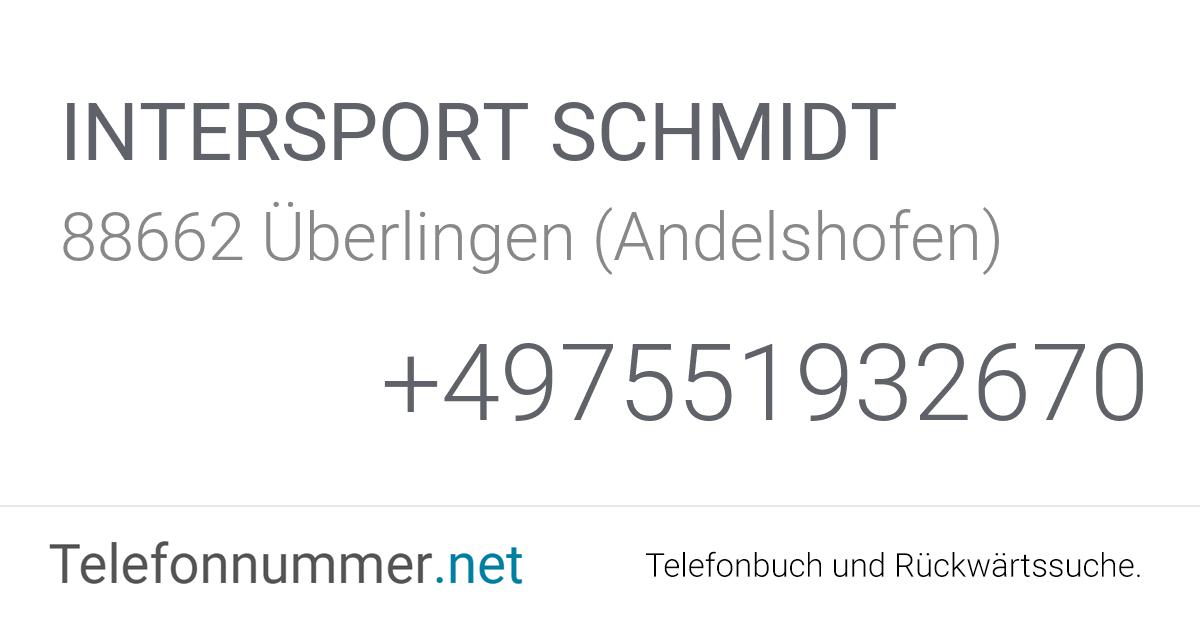 Intersport Schmidt