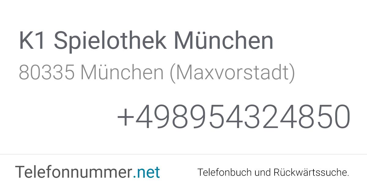 Spielothek München
