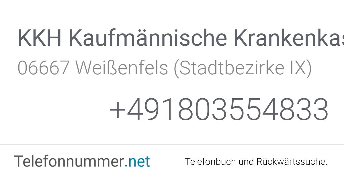 Kkh Nummer