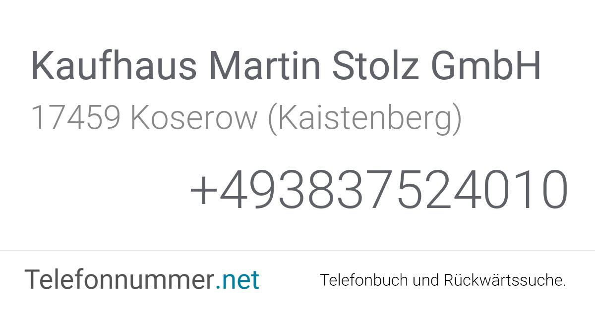 Stolz Koserow