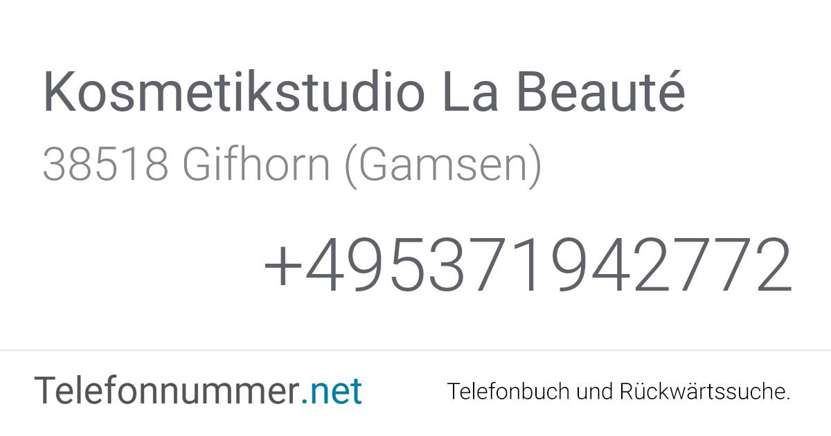 Kosmetikstudio Gifhorn