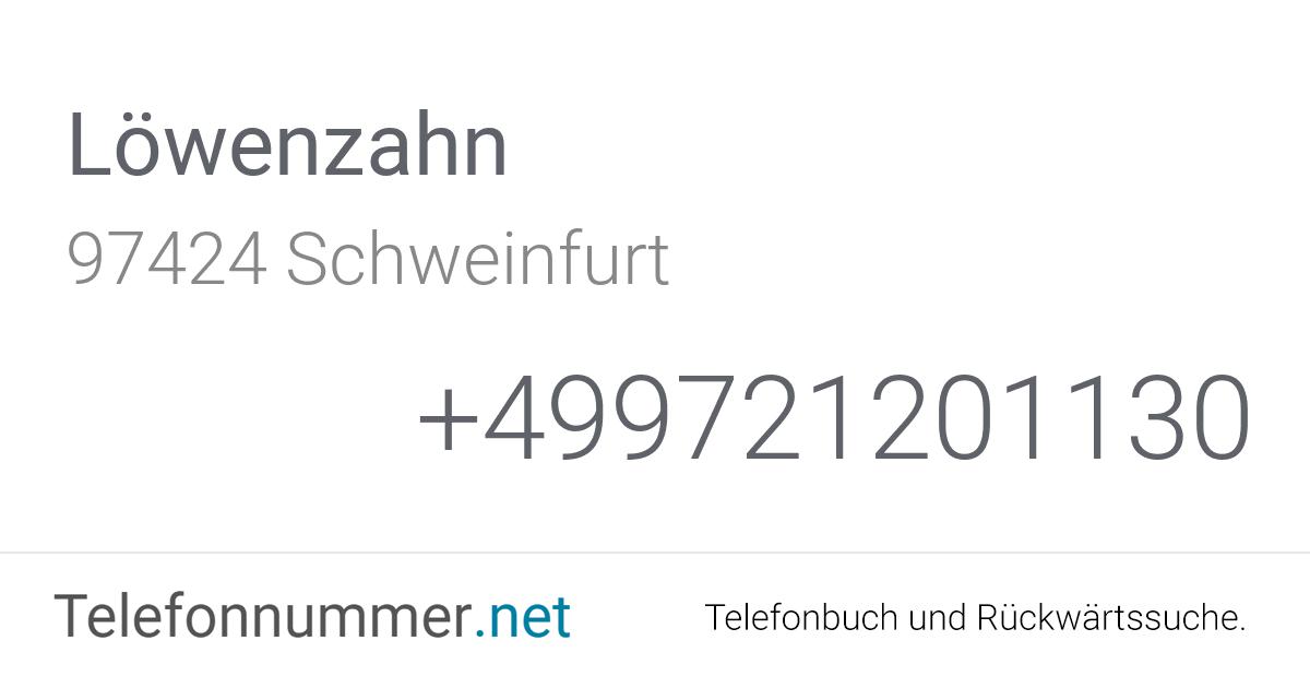 Löwenzahn Schweinfurt