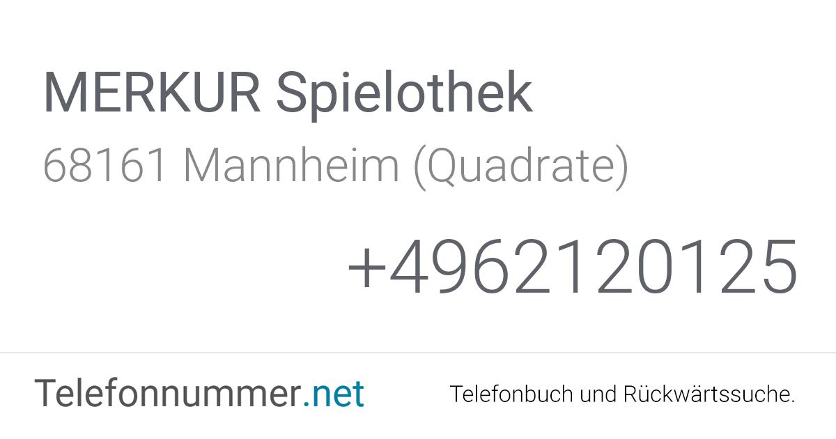 Merkur Casino Mannheim Offnungszeiten
