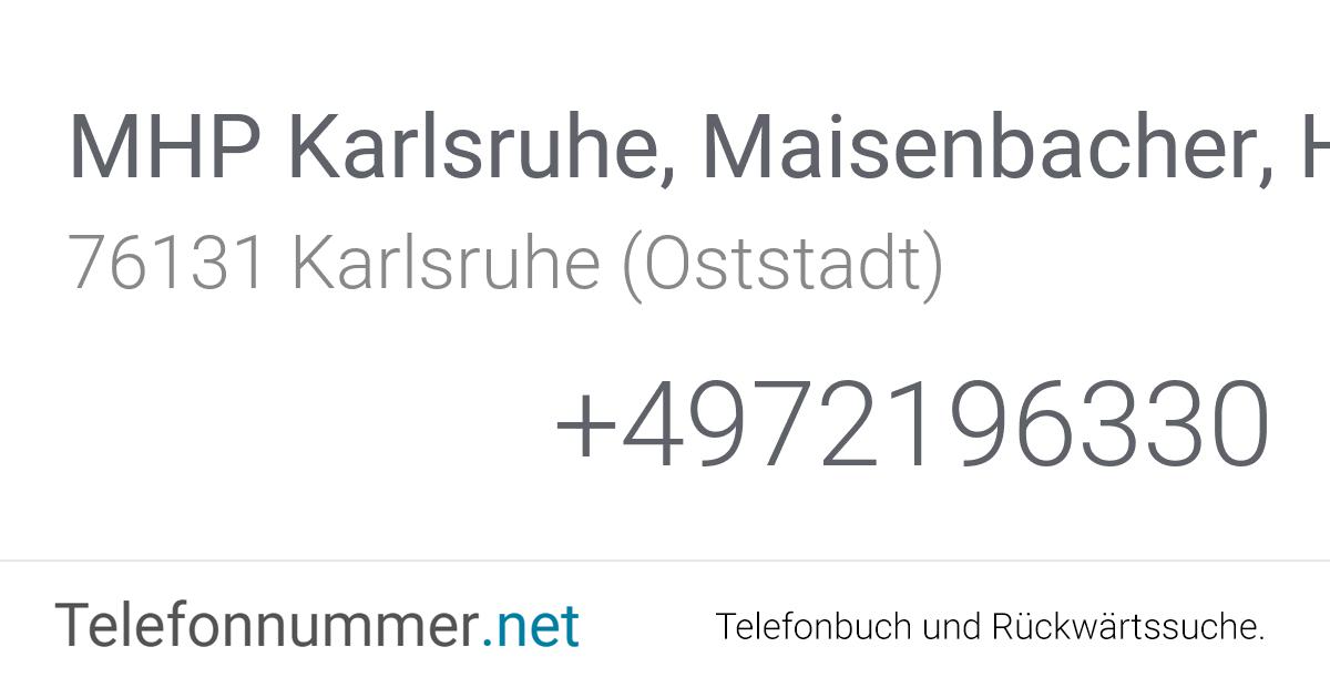 P Und C Karlsruhe