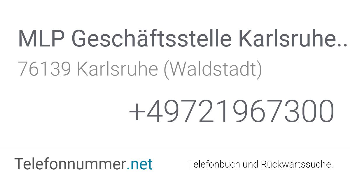 Mlp Karlsruhe