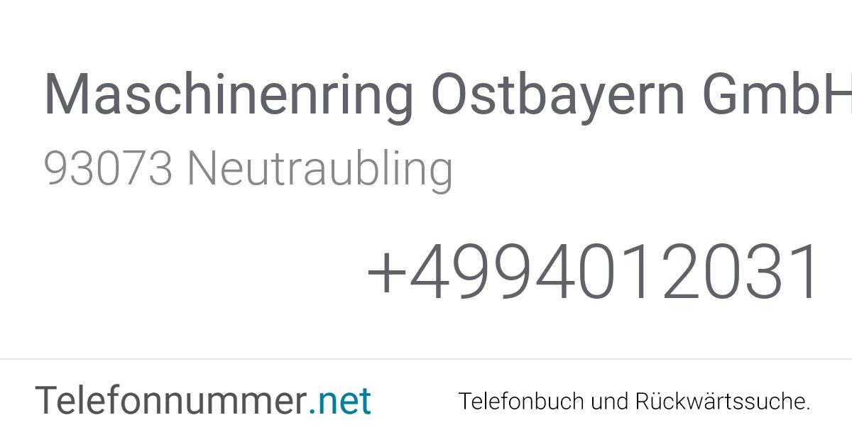 Maschinenring Neutraubling