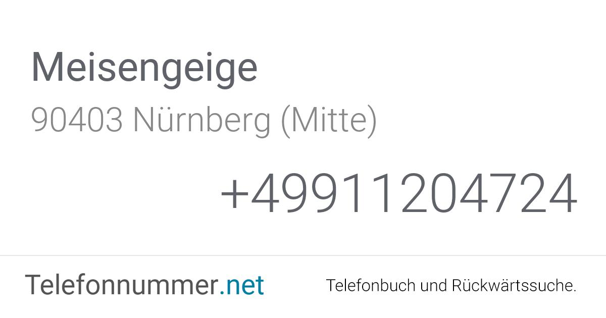 Meisengeige Nürnberg