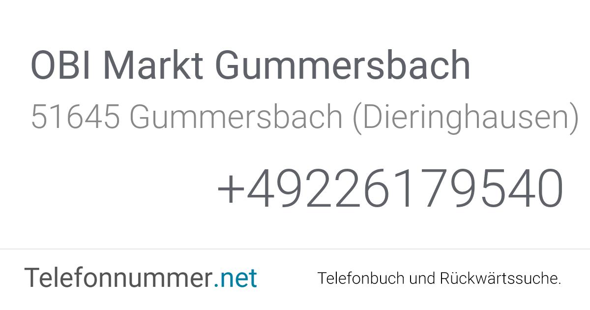 Obi Gummersbach