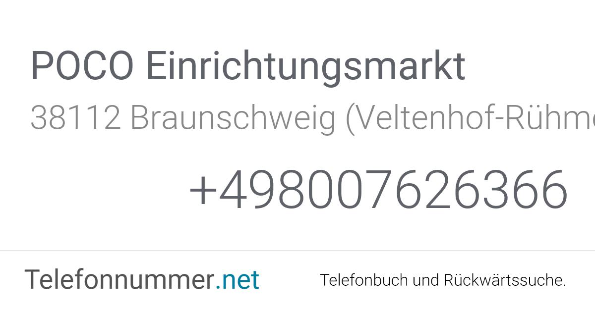 Matratzen Concord Braunschweig : poco einrichtungsmarkt braunschweig veltenhof r hme ~ Watch28wear.com Haus und Dekorationen