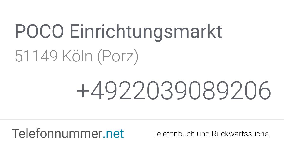 Poco Porz Köln