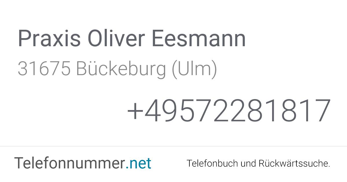 Eesmann Bückeburg