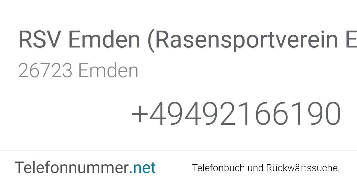 Rsv Emden