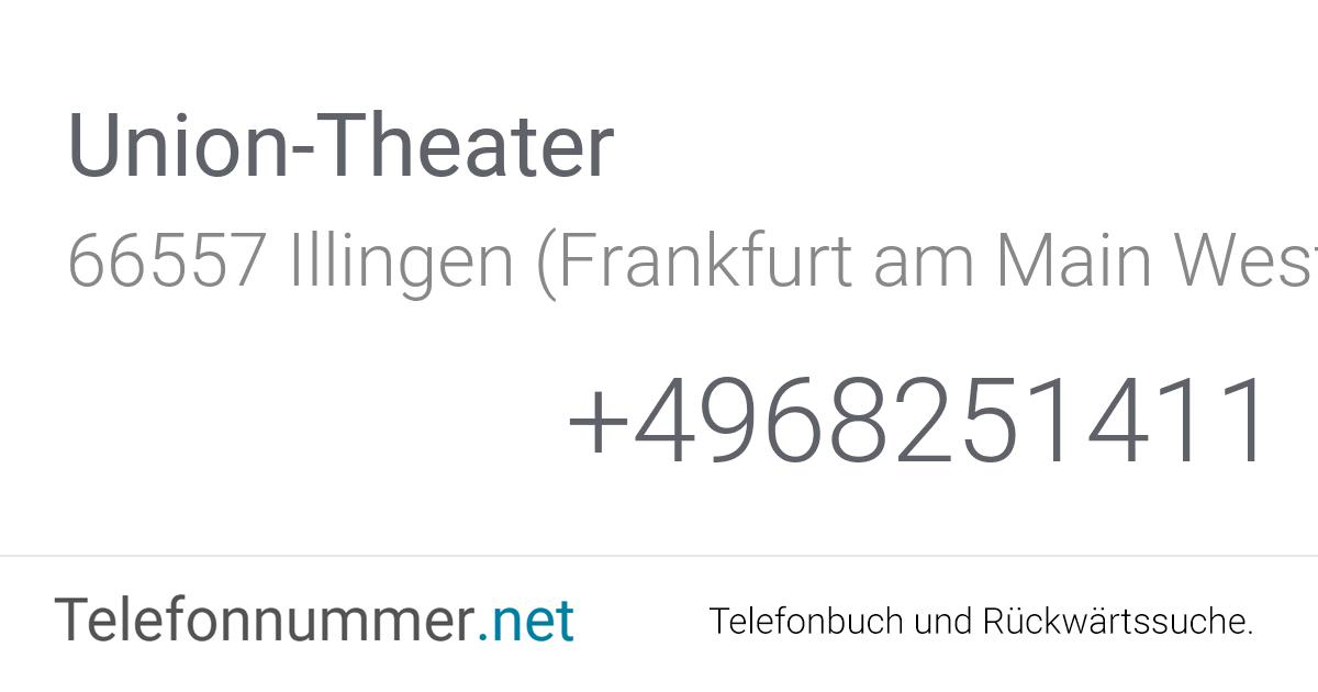 Union Theater Illingen