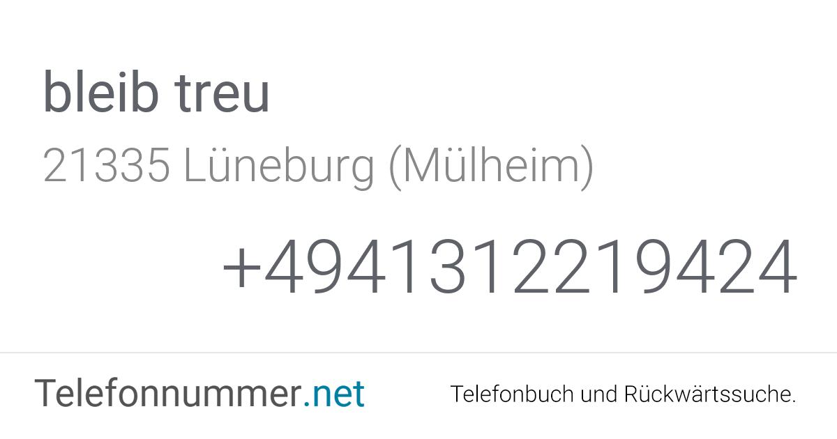 Bleib Treu Lüneburg