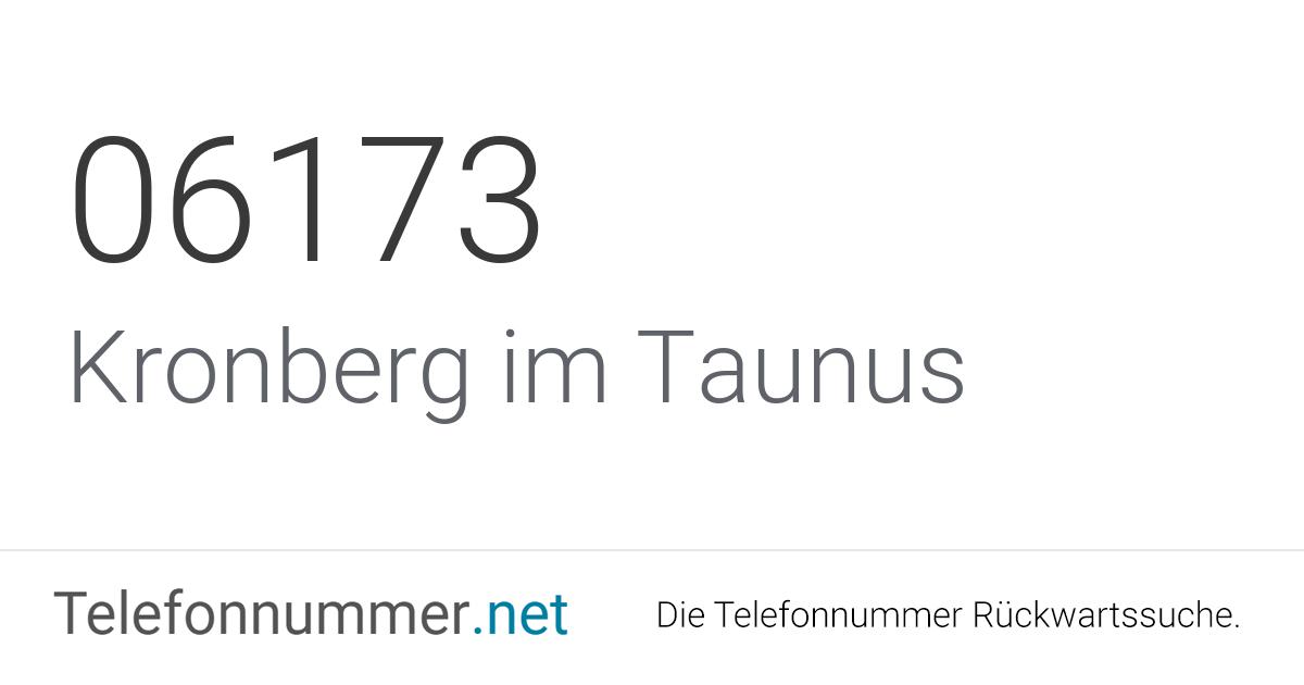 06173 Kronberg